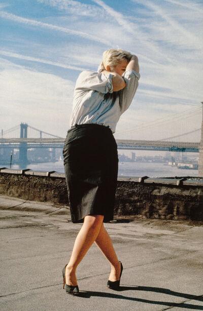 Robert Longo, 'Cindy, from Men in the Cities', 2005