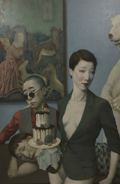 Jeffrey Chong Wang, 'Birthday', 2021