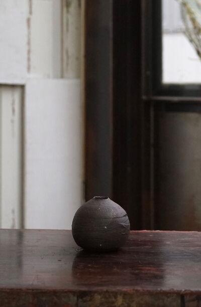 Shiro Tsujimura, 'Yakishime Round Jar ', 2019