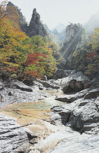 Choi Yeong Geol, 'Autumn Valley', 2016