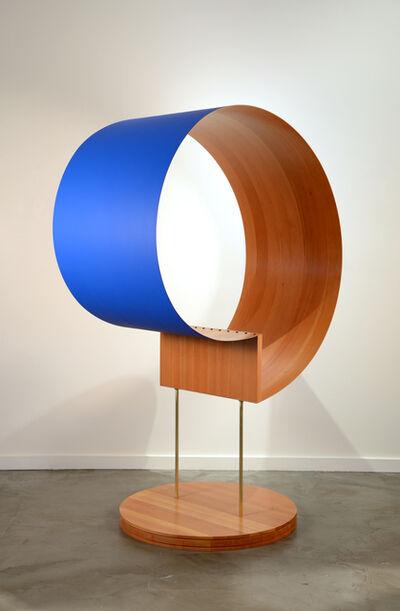 Paul Vexler, 'Blue Step', 2015