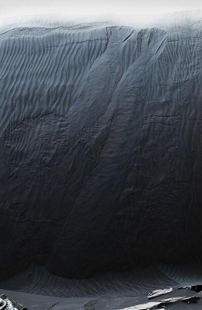 Michael Najjar, 'Waves of Mars', 2016
