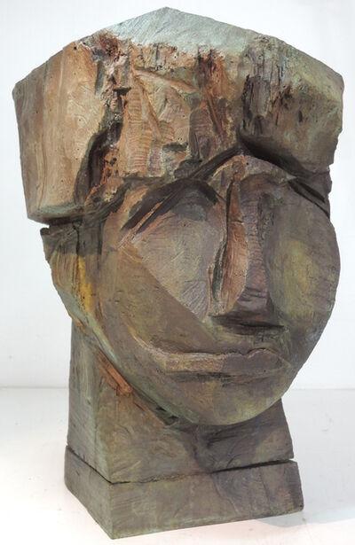 Dietrich Klinge, 'Kopf 244', 2016