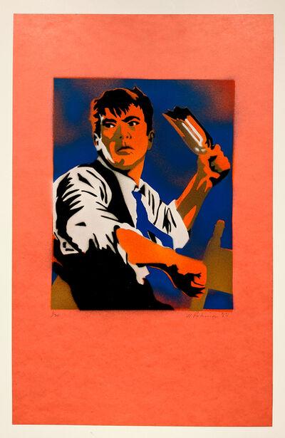 Walter Robinson, 'As Tough As They Come', 1980