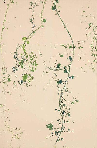 Massimo Barzagli, 'Impressione di edera', 1991