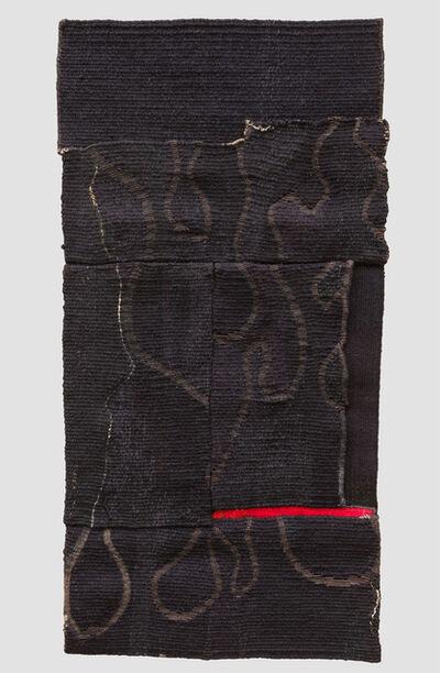 Jacy Wall, ''Echo 1 (Black)'', 2008/18