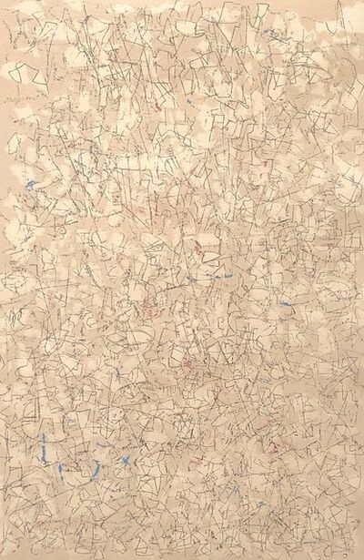 Mark Tobey, 'Intimate Journey', 1974