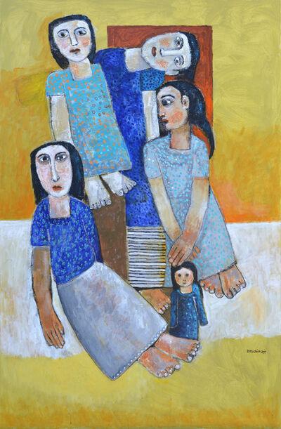 Nabil Anani, 'Eternal Love', 2015