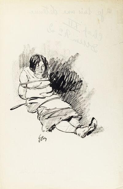 Theodore van Elsen, 'Je suis une détenue - Chap. XII', 1950s