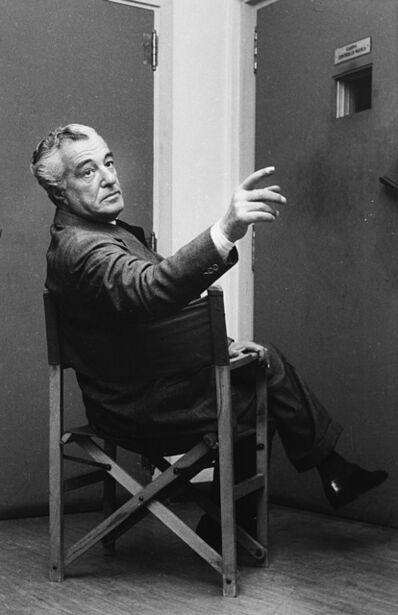 Pierluigi Praturlon, 'Vittorio De Sica', 1962