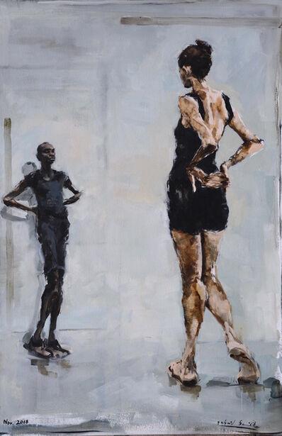 Gabriel Schmitz, 'Face to face', 2019