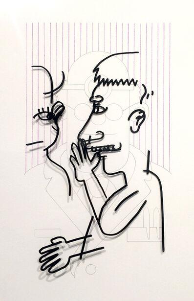 Brian Bress, 'Doctor Study', 2015
