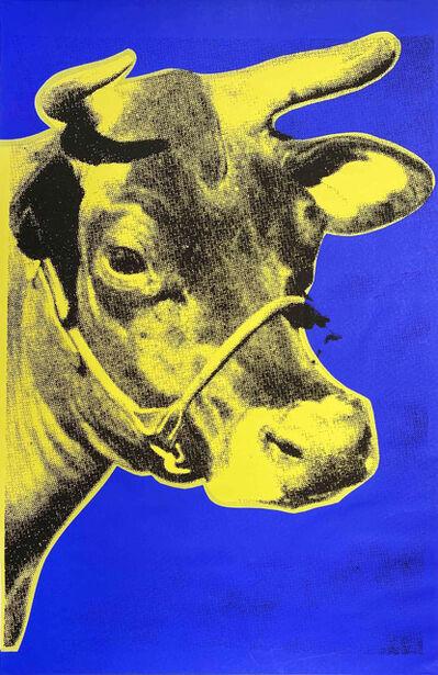 Andy Warhol, 'Cow II.12', 1971