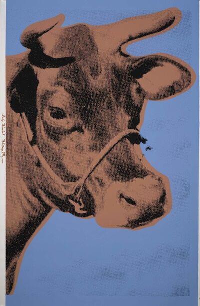 Andy Warhol, 'Cow (FS 11.11A)', 1971