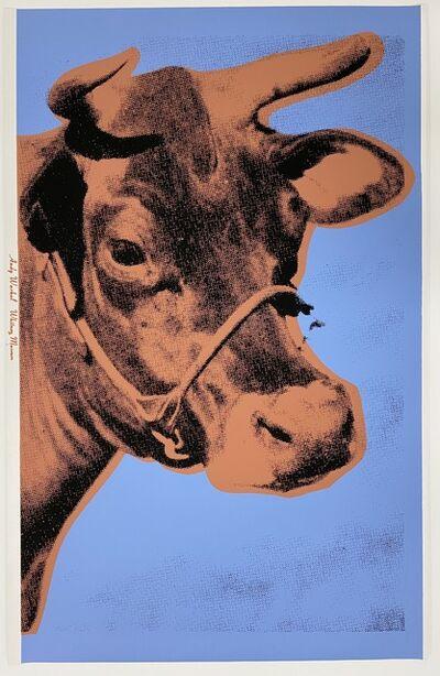 Andy Warhol, 'Cow 1971', 1971