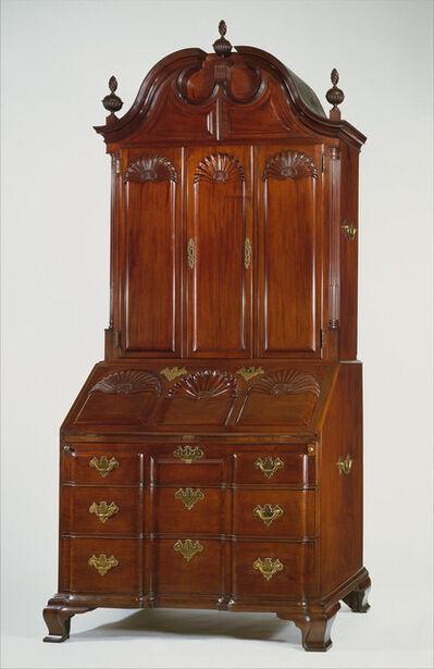 Unknown American, 'Desk and bookcase', 1760–1790