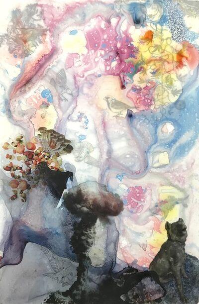 Barbara Strasen, 'Dog Mushrooms', 2017