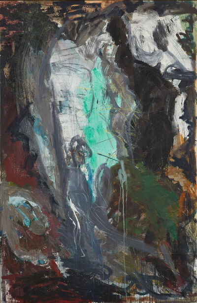 "Per Kirkeby, '""Untitled""', 1981"