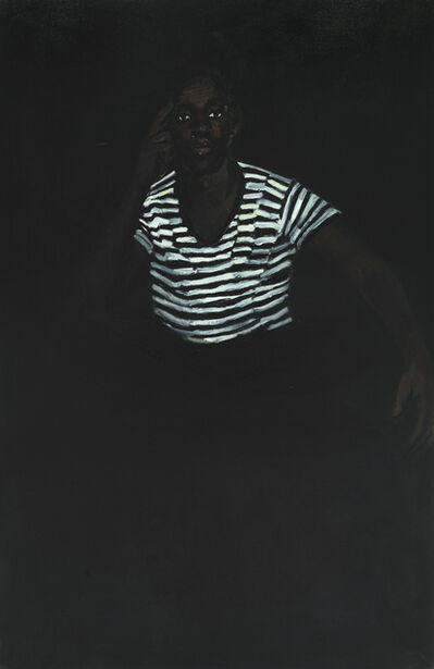 Lynette Yiadom-Boakye, '4am Friday', 2015