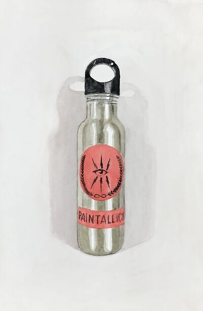 Joshua Huyser, 'Paintallica Water Bottle', 2018