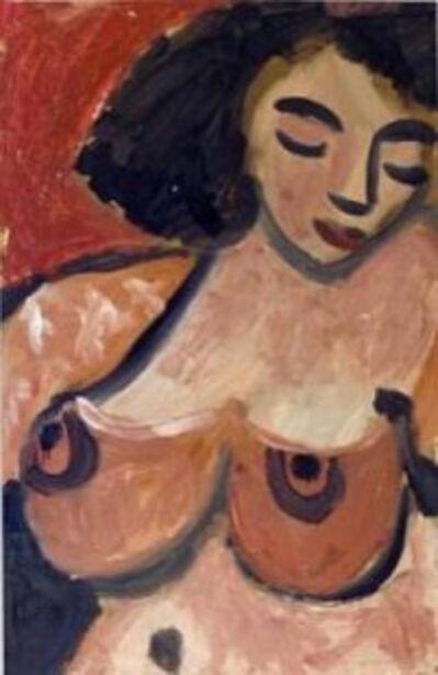Miklós Németh, 'Melinda', 1965