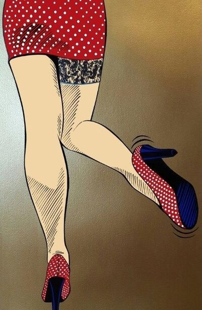 Deborah Azzopardi, 'Female Intuition', 2016