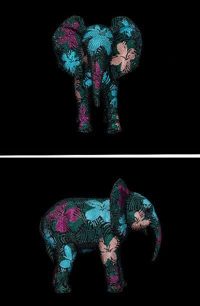 "Metis Atash, 'ELEPHANT Medium ""MISSING YOU"" feat. Warhol', 2019"