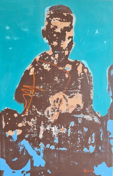 Armand Boua, 'Le Solitaire', 2020