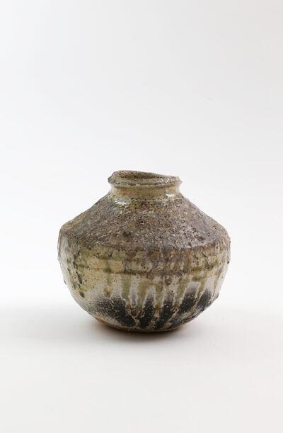Kai Tsujimura, 'Uzukumaru round jar', 2017