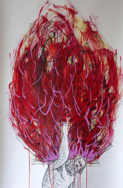 Gilles Rotzetter, 'New York, London, Shanghai, etc. (Atlas Blues)', 2012