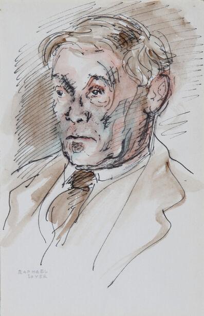 Raphael Soyer, 'Portrait of a Man', ca. 1940