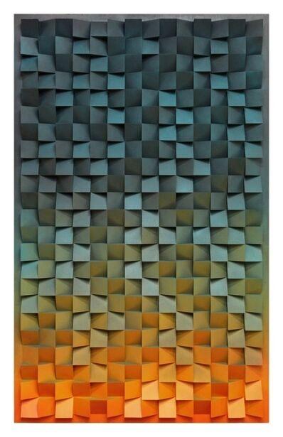 Jan Albers, 'thrEEhundrEdtwEntytwOupanddOwnmOrningglOry', 2013