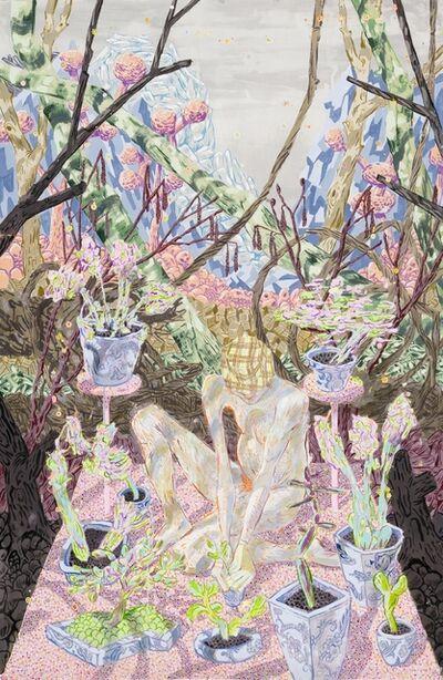 Bo Haglund, 'Happy Gardener', 2020