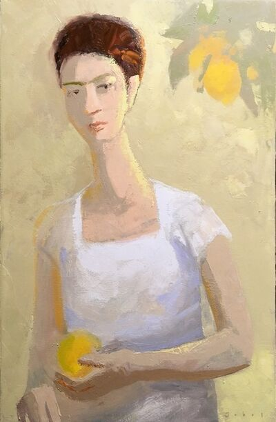 Jonathan Sobol, 'Lemon Lady', 2019