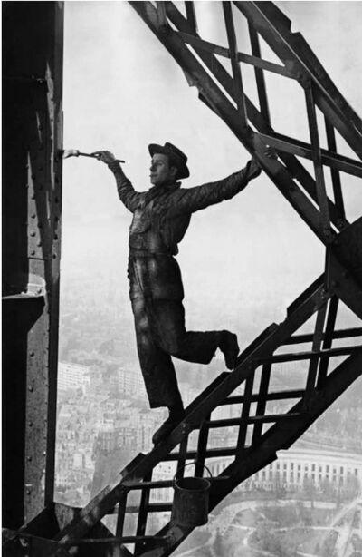 Marc Riboud, 'Le peintre de la tour Eiffel, Paris, France', 1953