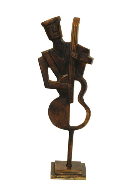 Donald Laborie, 'Le Guitariste', 2019