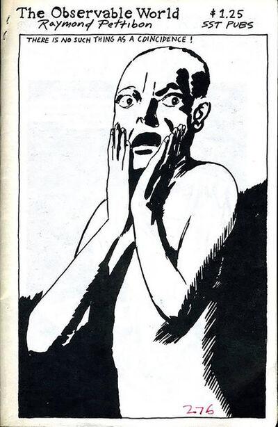 Raymond Pettibon, 'Raymond Pettibon, a set of 2 early zines', 1984