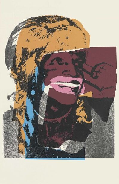 Andy Warhol, 'Ladies & Gentleman', 1975