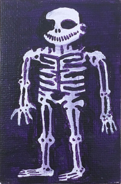 David Akey, 'Almost a Skeleton', ca. 2020