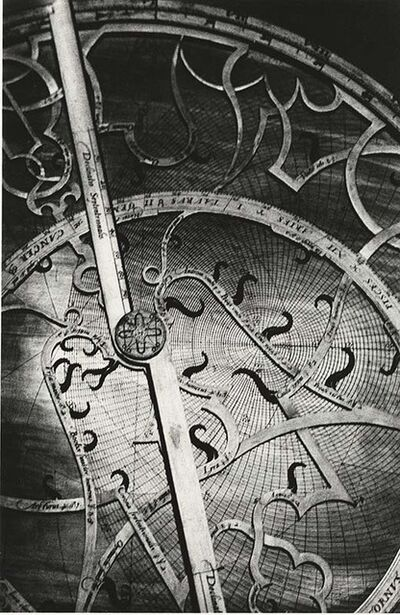 Ralph Gibson, 'Astrolabe', 1979/1981