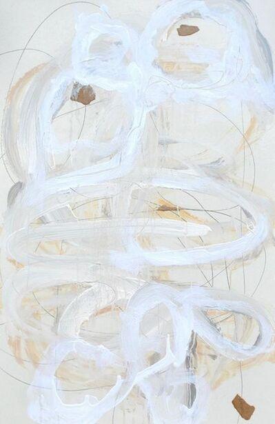 Brenda Zappitell, 'White Series 7', 2017