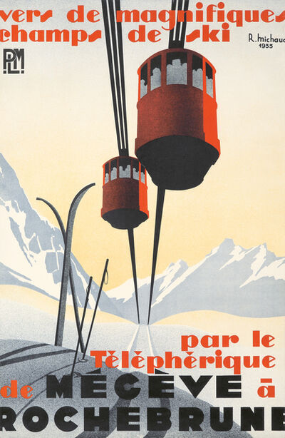 Rene Michaud, 'Mécève.', 1933