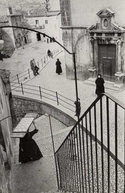 Henri Cartier-Bresson, 'Scanno, L'Aquila, Abruzzo, Italy', 1951