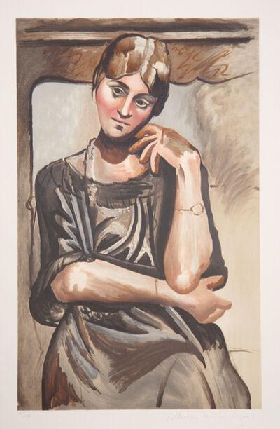 Pablo Picasso, 'Olga Picasso, 1917', 1979-1982