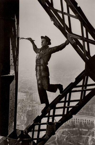 Marc Riboud, 'The Painter of the Eiffel Tower, Paris, France', 1953