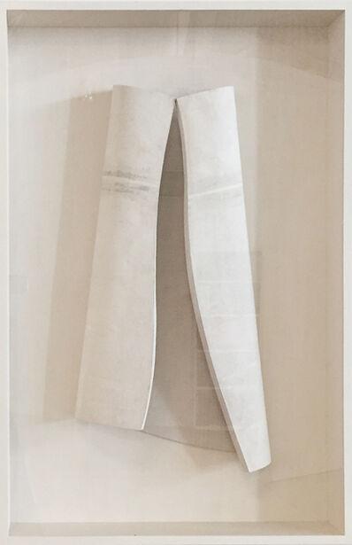 Manfred Müller, 'White Prelude #912', 2011