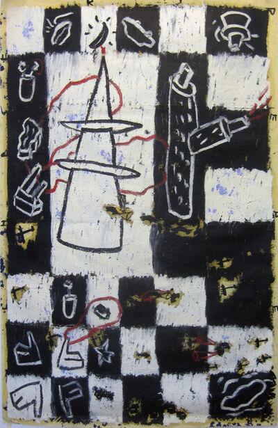 Albert Pepermans, 'Chess Tower', 1998