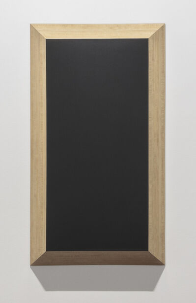 Richard Artschwager, 'Untitled (For the Black Beauty)', 1983