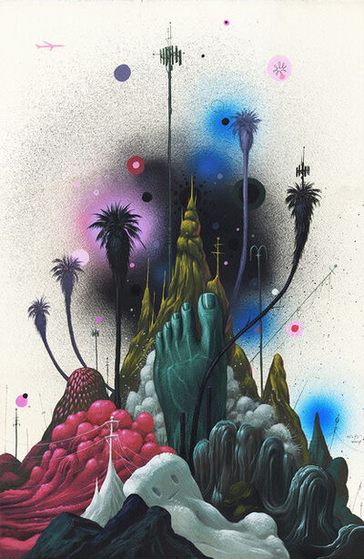 Jeff Soto, 'Night Garden', 2014