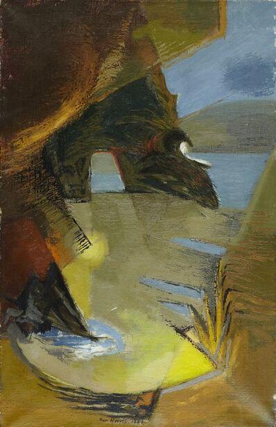 Ben Norris, 'Sea Cave VII', 1952